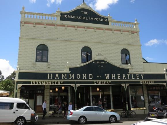 Hammond & Wheatley Building