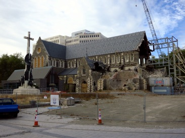 Christchurch Cathedral, Apr 2013