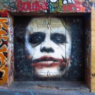 Hosier Lane Joker