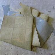 Old Vinyl Flooring