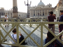 Sketching St. Peter's