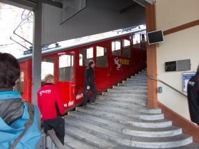 Pilatus Kulm train